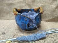 Chubby wool bowl